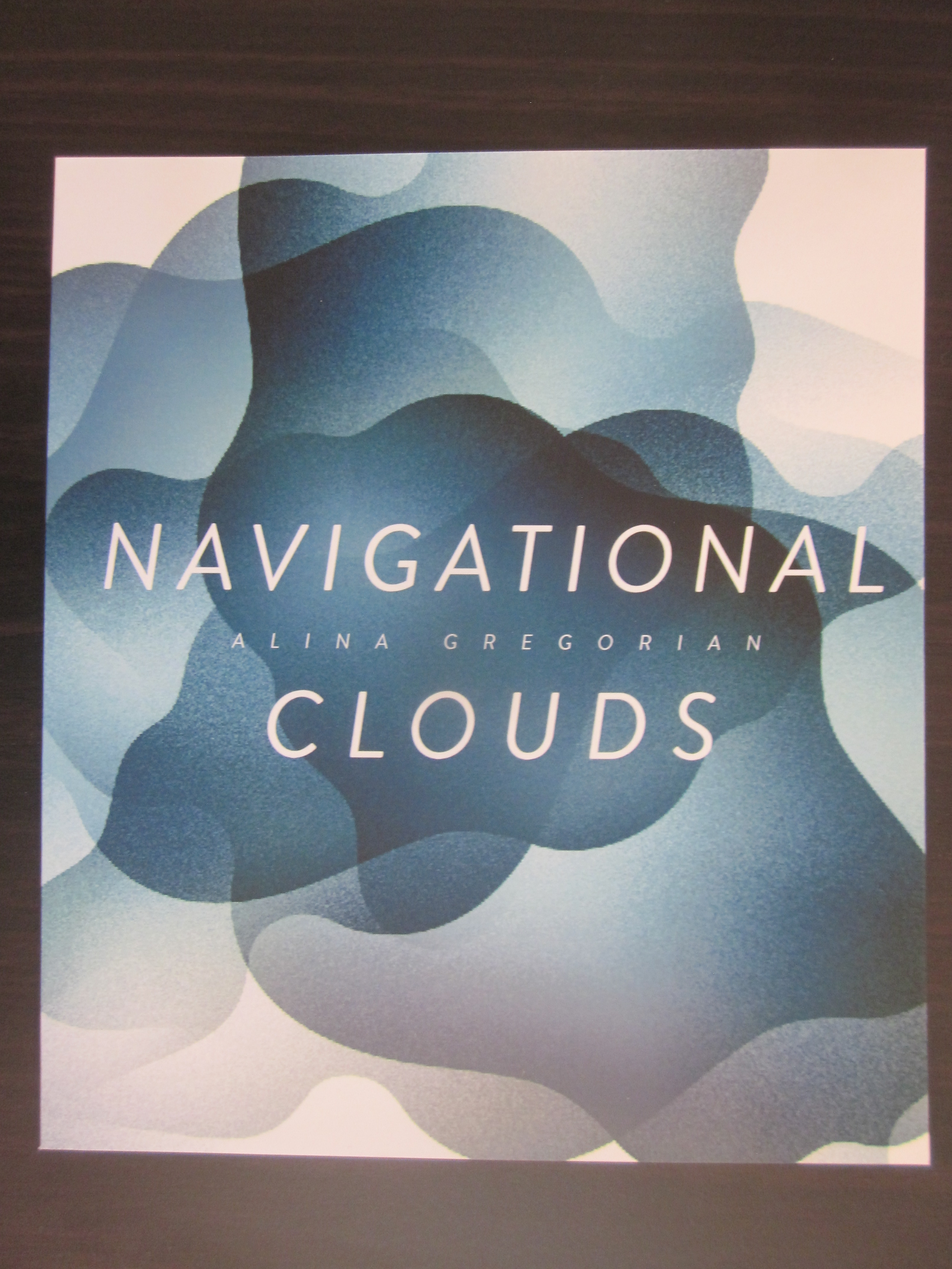 Navigational Clouds by Alina Gregorian