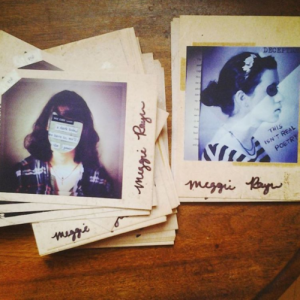 Meggie Royer Postcards Signed