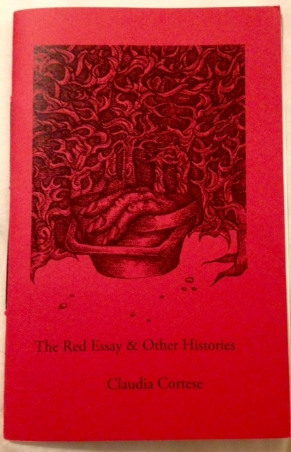 The Red Essays by Claudia Cortese